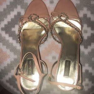 style co heels 👠